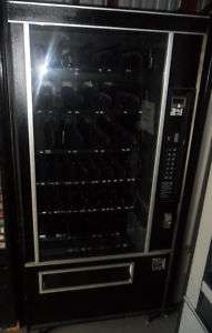 USI  Snack Vending Machine 4 row