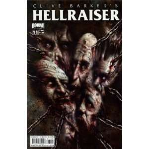 Clive Barkers Hellraiser Vol 2 #11 Cover B Stephen