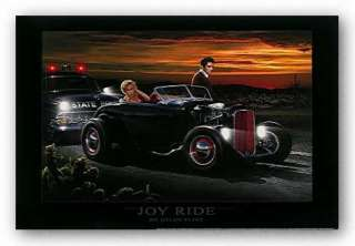Joy Ride by Helen Flint MARILYN MONROE ELVIS