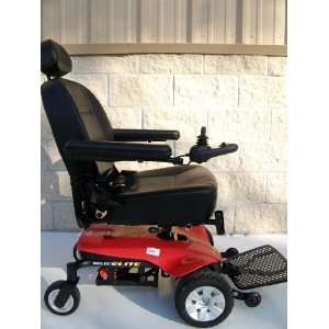 Elite Power Chair   Used Electric Wheelchairs