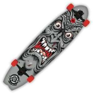 Santa Cruz Big Wave Rob Shark Cruzer Complete Skateboard (10.4 x 42.3