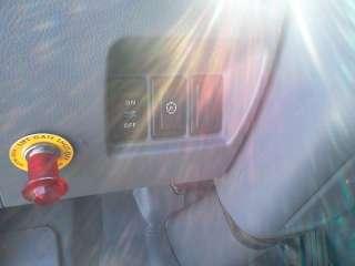 07 MITSUBISHI FUSO 16ft BOX TRUCK LIFTGATE deliverY ISUZU NPR CAB