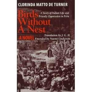 Birds without a Nest A Novel (Texas Pan American Series