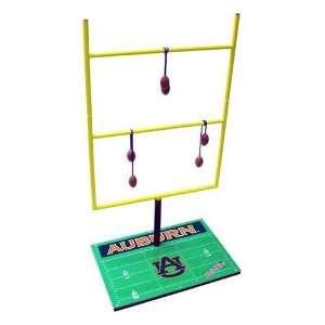 Auburn University Tigers AU NCAA Single Target Football