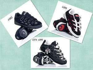 D3 2001 Mens Skate Shoes Size US 9 14 UK 8 13 EUR 42 48.5