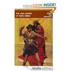 The John Carter of Mars Series (Annotated) Edgar Rice Burroughs
