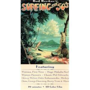 : Bud Brownes Surfing the 50s: Peter Cole, John Kelly: Movies & TV