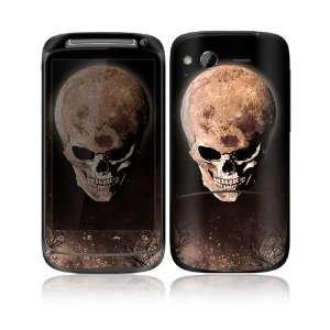 HTC Desire S Decal Skin   Bad Moon Rising