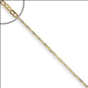 14k Yellow Gold, Gucci Mariner Anchor Link Chain Necklace