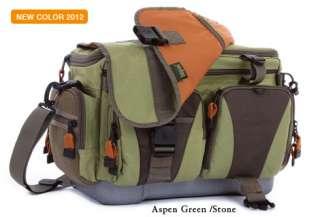 CLOSEOUT $225 FISHPOND CLOUDBURST GEAR BAG MOSS GREEN  FLY FISHING