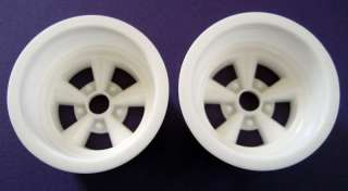 Scale American Racing Deep Torq Thrust Wheels  Super Wide