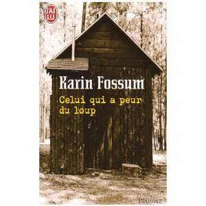 P Du Loup (French Edition) (9782290348871) Karin Fossum Books