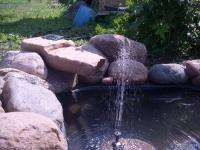 Solar Powered Panel Water Pump For Pond Fountain Pool