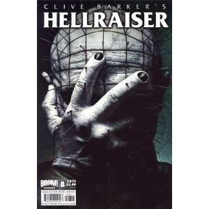 Clive Barkers Hellraiser Vol 2 #8 Cover A Various  Books