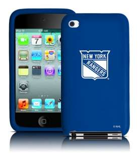 New York Rangers iPod Touch 4th Gen Silicone 4g Case