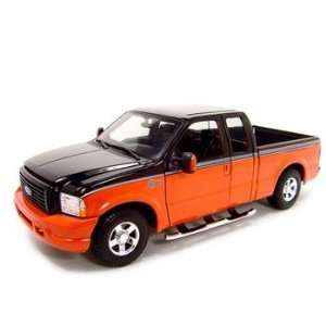 FORD F350 HARLEY DAVIDSON EDITION 118 DIECAST MODEL
