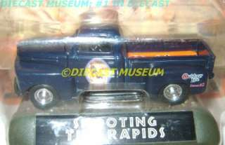 1950 50 FORD TRUCK PICKUP OUTDOOR LIFE DIECAST RARE!!!