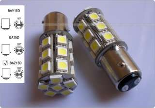 150º 24 5050 smd led car lights bulbs 12v led002 led020 ledw020