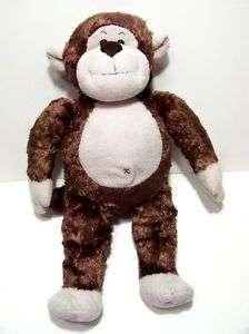 Adorable BUILD A BEAR Plush MONKEY Chimp BAB 18 Doll
