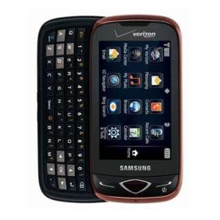Samsung U820 Reality Verizon Wireless Touch Screen Camera Cell Phone