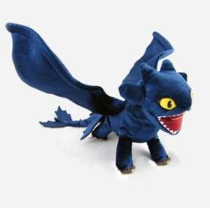 How To Train Your Dragon Toothless Night Fury Stuffed Plush Toy Great