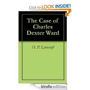 Dexter Ward H. P. Lovecraft, Joust Books  Kindle Store