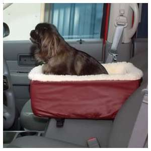 dog car booster seat for small dogs up to 20 pounds black red blue. Black Bedroom Furniture Sets. Home Design Ideas