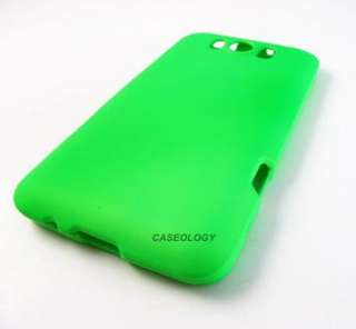 RUBBERIZED HARD SHELL SNAP ON CASE COVER FOR HTC TITAN PHONE ACCESSORY