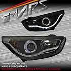Mars Bumper Bar Spot Driving Lamps Fog Lights Foglight for Hyundai