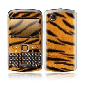 Tiger Skin Design Decorative Skin Cover Decal Sticker for