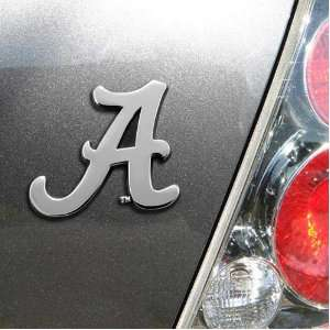 University of Alabama Crimson Tide NCAA College Chrome