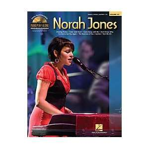 Play Piano With Norah Jones   Book/CD Musical Instruments