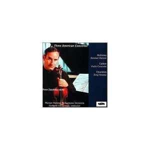 Three American Concertos William [1] Thomas McKinley