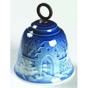 Christmas Bell Bing & Grondahl with Box, Collectible Home & Kitchen