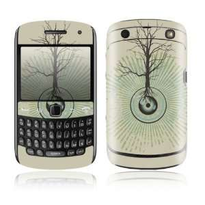 World Design Decorative Skin Cover Decal Sticker for BlackBerry Curve