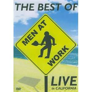 Best of   Live in California [Import]: MEN AT WORK: Movies & TV