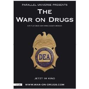 The War on Drugs Movie Poster (11 x 17 Inches   28cm x