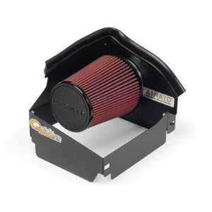 AirAid Air Intake System   Cool Air Dam, for the 2006 Jeep
