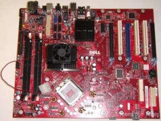 Dell XPS 720 Desktop Motherboard CK520 AS IS