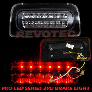 94 98 04 CHEVY S10 PICKUP GMC SONOMA TRUCK TAIL & LED 3rd BRAKE LIGHT