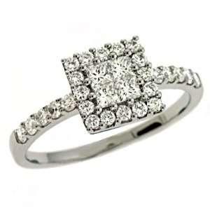 S. Kashi & Sons D3794WG White Gold Diamond Ring   14KW