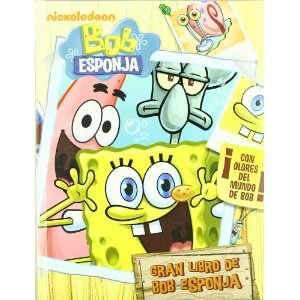 GRAN LIBRO DE BOB ESPONJA OLORES(9788492985562