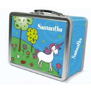 magical unicorn lunch box:  Kitchen & Dining
