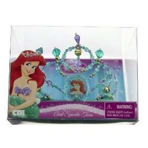 Disney Little Mermaid Ariel Tiara Toys & Games