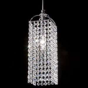 Tekno Mini Bravo Clear Crystal Pendant by James R Moder
