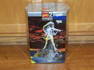 Toy Biz Marvel Comics Model Kit Storm Level 2 Sealed
