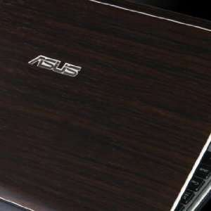 ASUS UL20A Laptop Cover Skin [Walnut Wood] Electronics