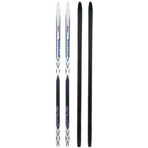 Fischer Sport Glass Classic Cross Country Touring Skis