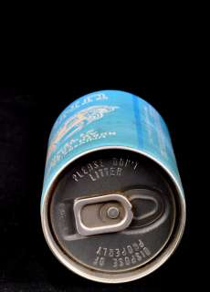 North Carolina Tar Heels 1982 NCAA Champions Soda Can