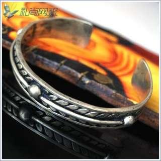 Ethnic Tribal Hmong chic wheatear bracelet bangle 332